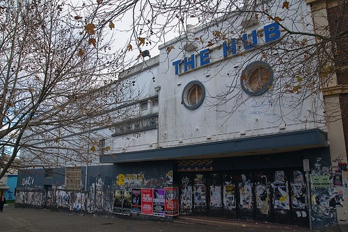 Destroyed (or Almost) Icons: The Hub in Newtown (2/4)