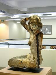 The surviving mermaid in Waverley Library