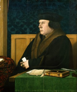 Thomas Cromwell - God's executioner