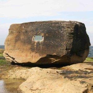 The Big Rock aka Mermaid Rock